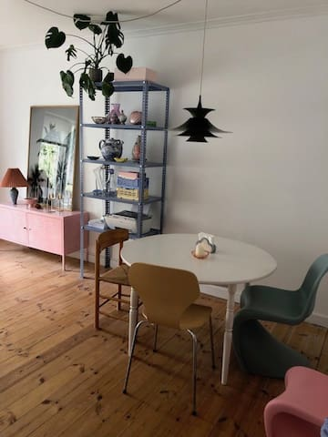 cozy apartment for 2, close Copenhagen centrum