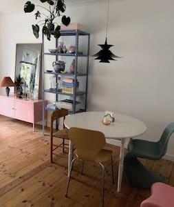 cozy apartment for 2, close Copenhagen centrum