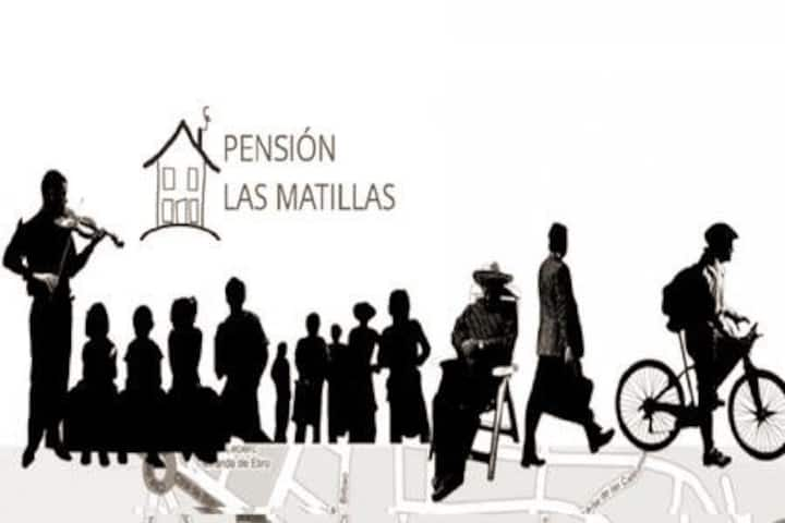 Pension Las Matillas