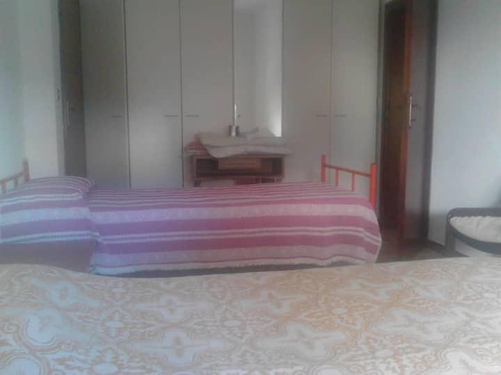 Appartamento a 5 minuti dalla spiaggia a Rimini