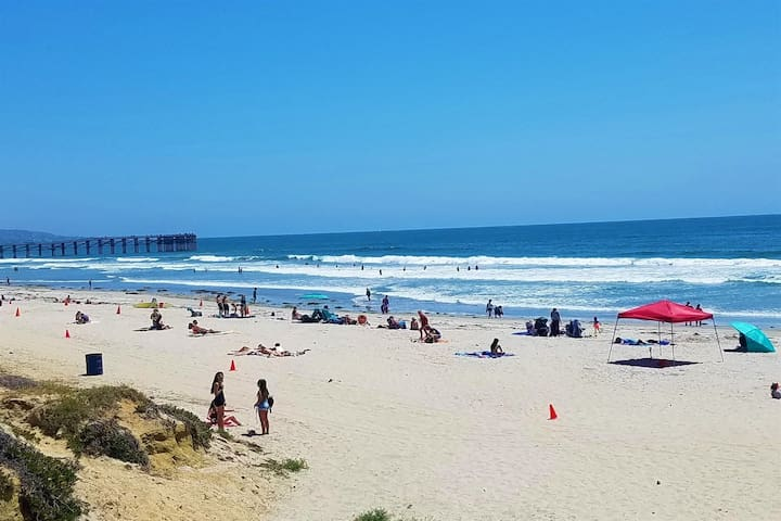 Great Pacific Beach Location Short