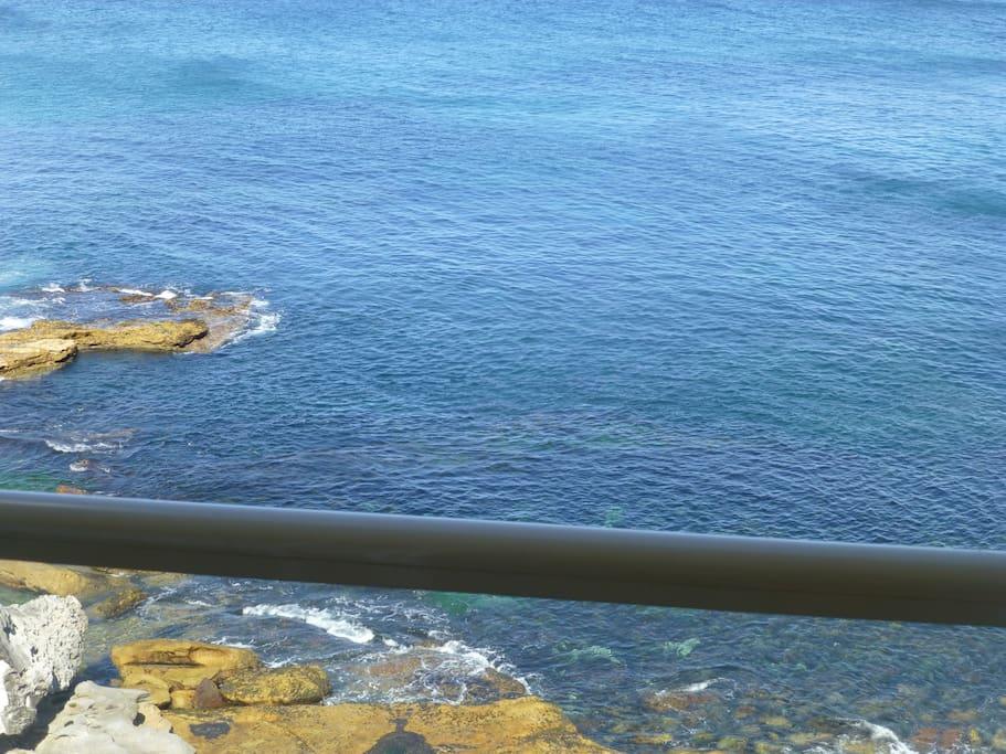 The view ......sea breeze