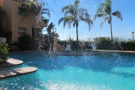 Elegant Luxury with Great Sea Views - Sitio de Calahonda