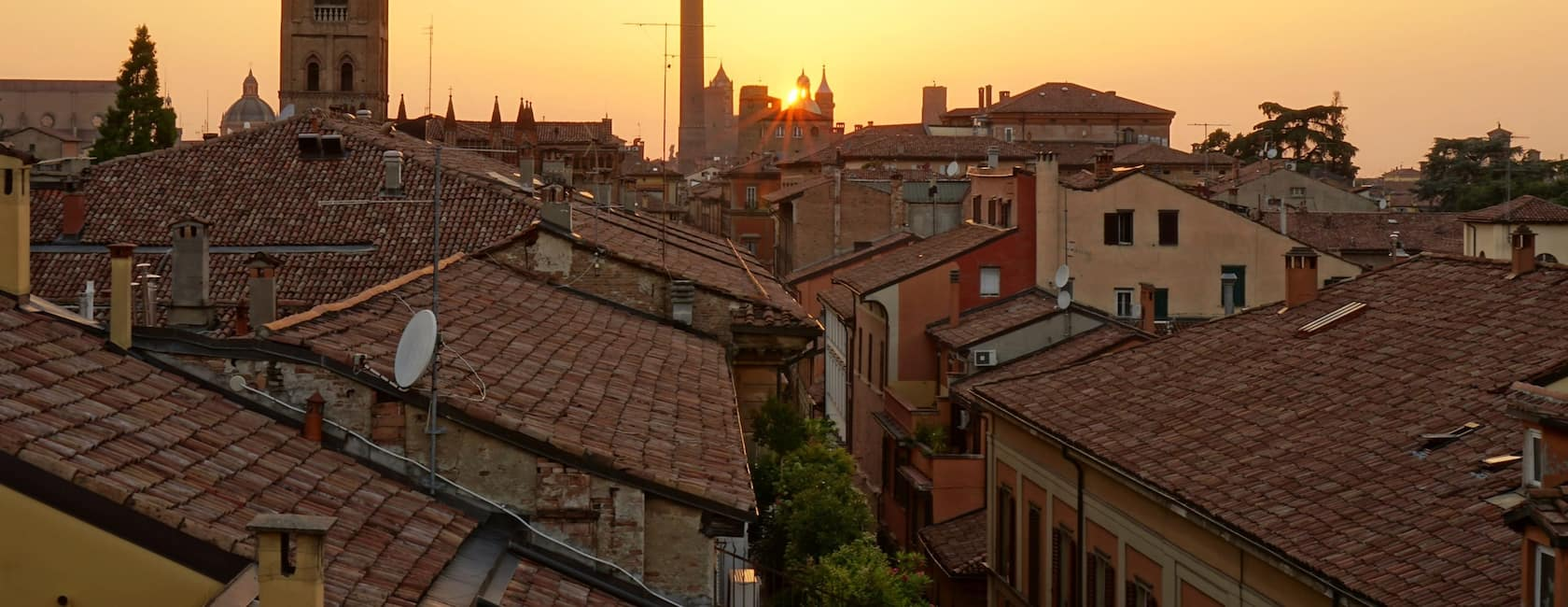 Holiday rentals in Bologna