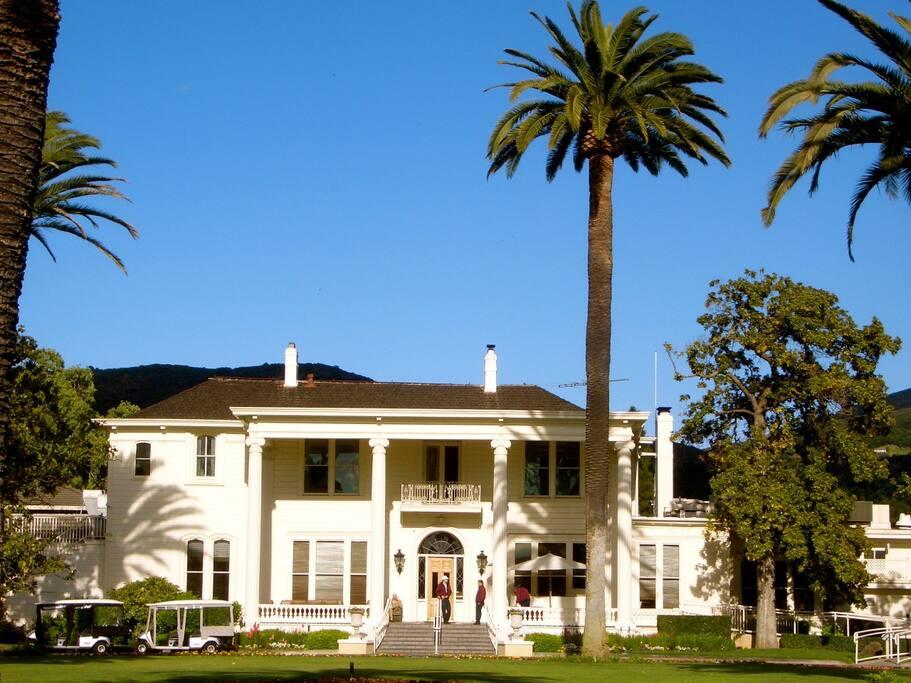 Mansion at Silverado Resort - Royal Oak restaurant and bar