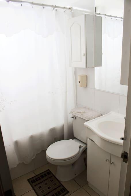 Baño Dormitorio 1