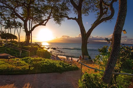 Napili Surf Beach Resort - Puamala - Garden View - 拉海纳