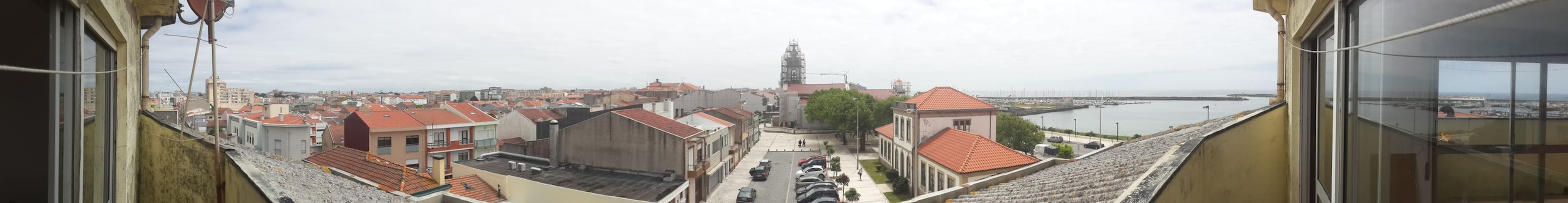 Linden Port - Póvoa de Varzim - Selveierleilighet