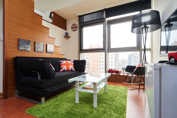 MINI's Home @Taipei 西門町(4-7人房) - Wanhua - Wohnung
