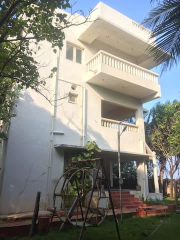 Tucked away Villa at an affordable price on ECR