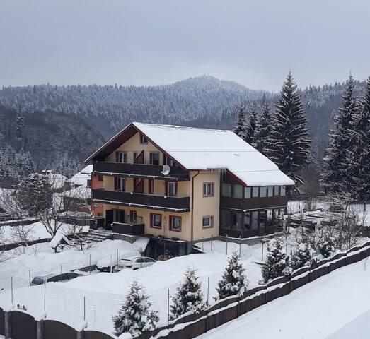 Casa Ticino Predeal