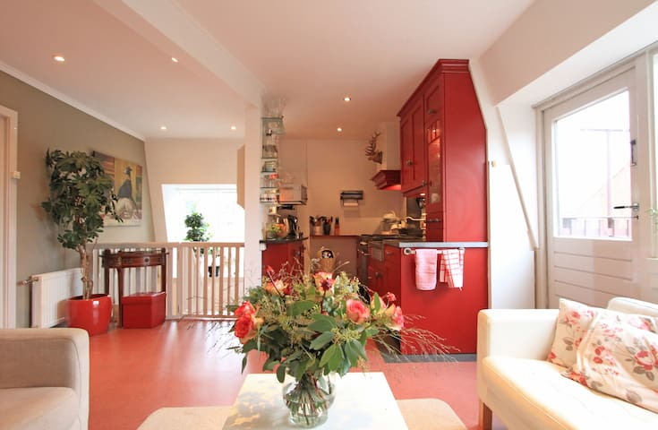 Big and Cosy near Amsterdam up to 9 guests