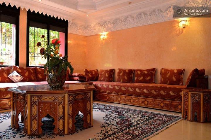 2 Chambres cosy dans belle villa - Marrakesh - Villa
