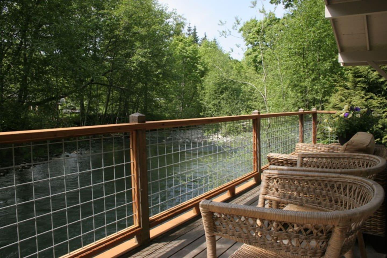 Cabin Near  Olympic National Park