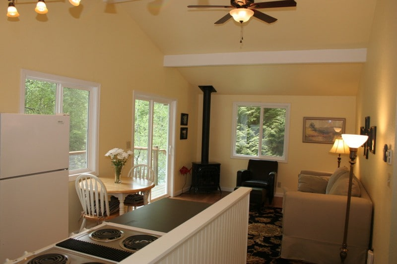 Cabin Near Olympic National Park   Cabins For Rent In Port Angeles,  Washington, United States