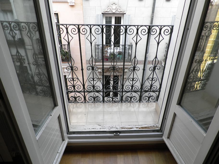 Balcon dormitorio 1