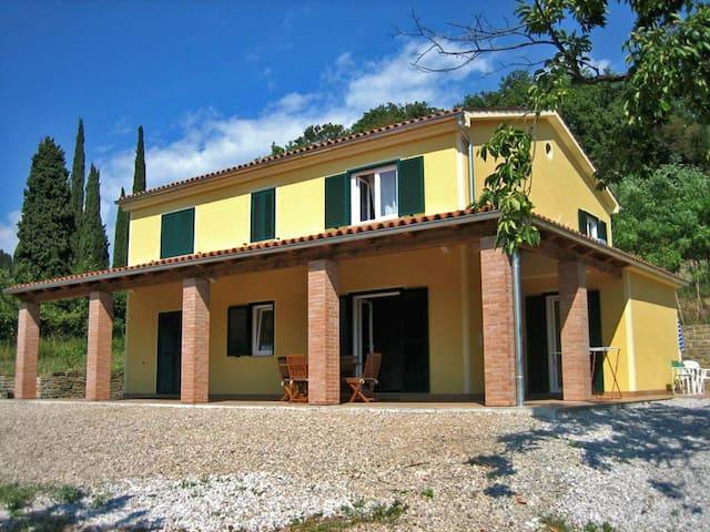 Villa Aurora - House Alba - Strunjan - Huis