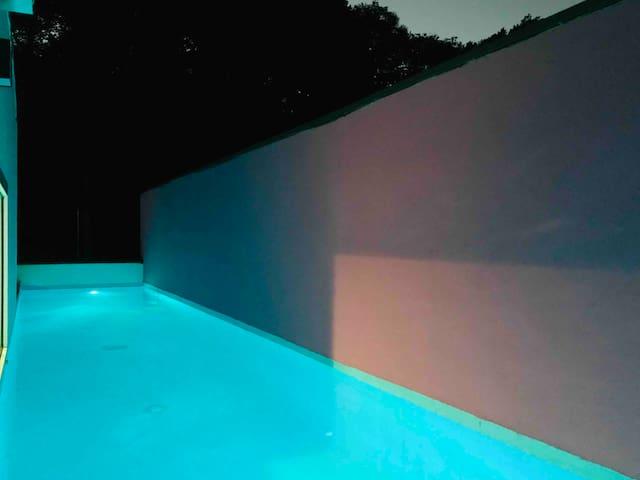 양평 제나하우스 (Jena house_단독수영장,야외버블스파,BBQ그릴,참나무장작포함)