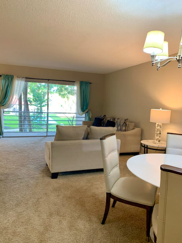 Amazing Relaxing Cvd19 clean 2/2 Entire Apartment