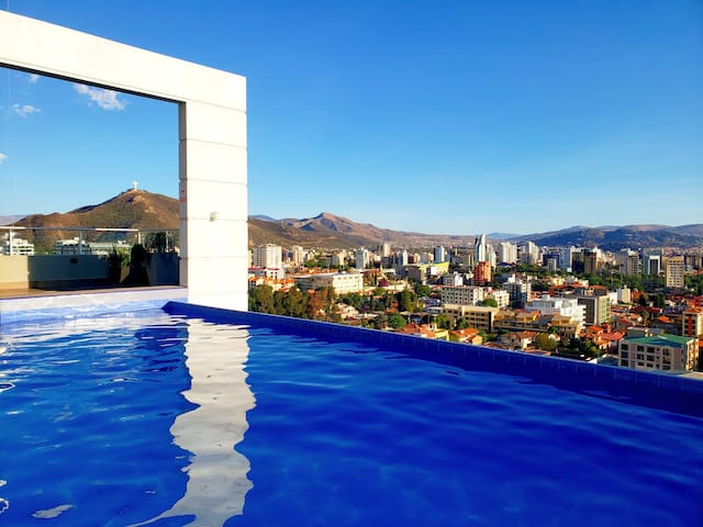 Luxury Apartment In The Best Area of Cochabamba.