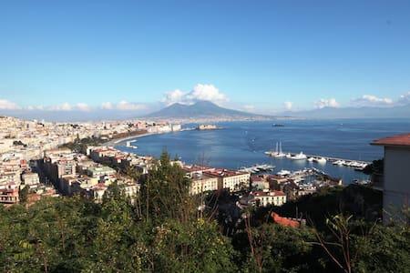 Nell'incantevole cornice partenopea - Neapel