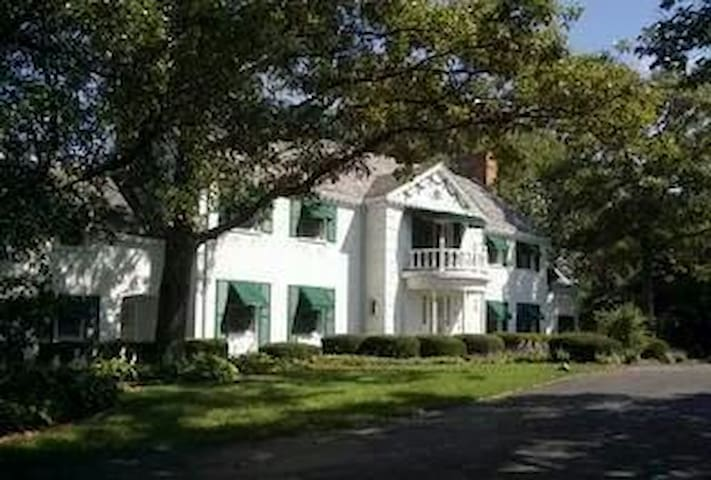 Vandelay Manor B&B-Blue Room - Curtice - Bed & Breakfast