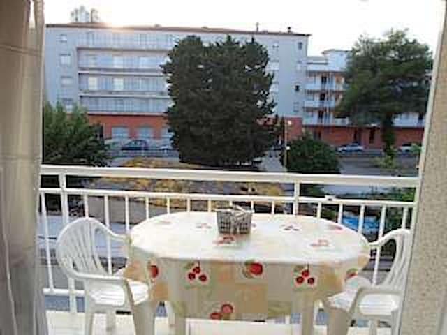 Appartamento(2 stanze/mare/parking) - Calafell - Apartament