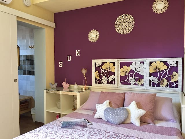 Exquisita Suite privada. Café y Té incluido.