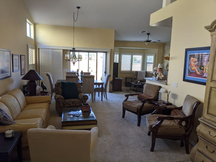 Private Home in 55+ Gated Community with Amenities