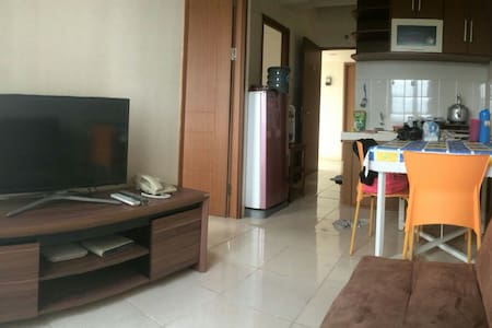 Maruli Pinewood Apartement