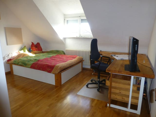 Small flat next to basel - Grenzach-Wyhlen - Pis
