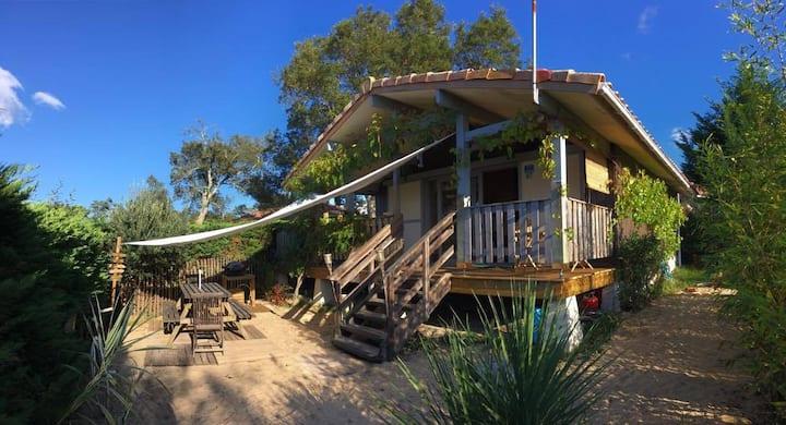 Villa  T3  Plage, Surf et Golf MOLIETS