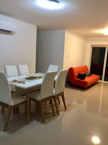 Furnished apartment in Valledupar - Colombia - Valledupar - Apartment