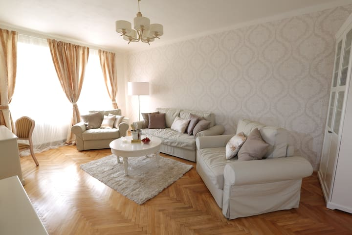 Apartment Bohemia, luxury apartment in Nymburk - Nymburk - Lakás