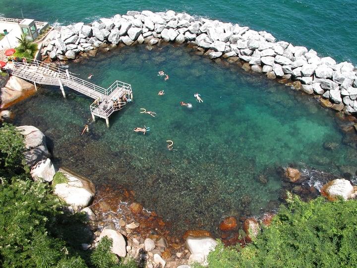 Apartamento Vista Mar Porto Real Resort (Nor. 102)