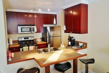 Best Location, Mins to Stanley Park - Vancouver - Apartment
