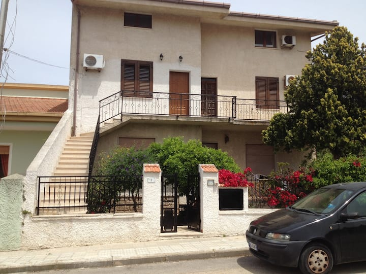 Very spacious apartment in Olmedo