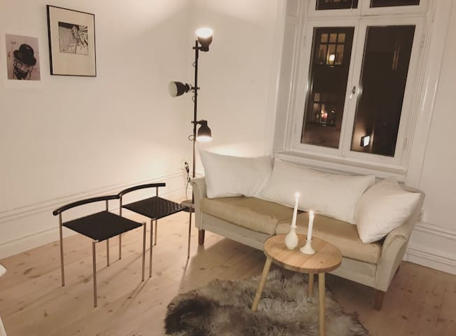 Beautiful studio in Östermalm, central Stockholm