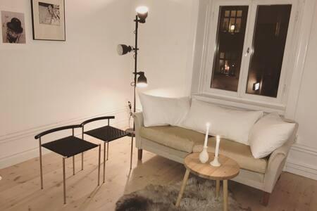 Beautiful studio in Östermalm, central Stockholm