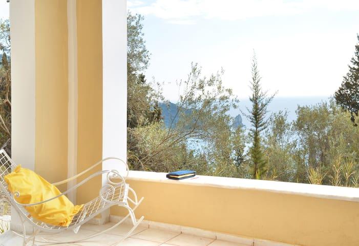 Alibertini studio 1 - Agios Gordios - Daire