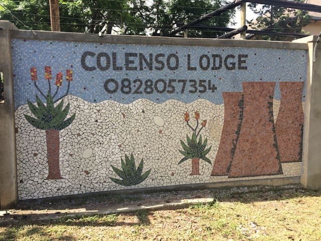 Colenso Lodge