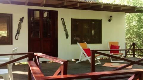 Cabaña en alquiler en el Delta de Tigre