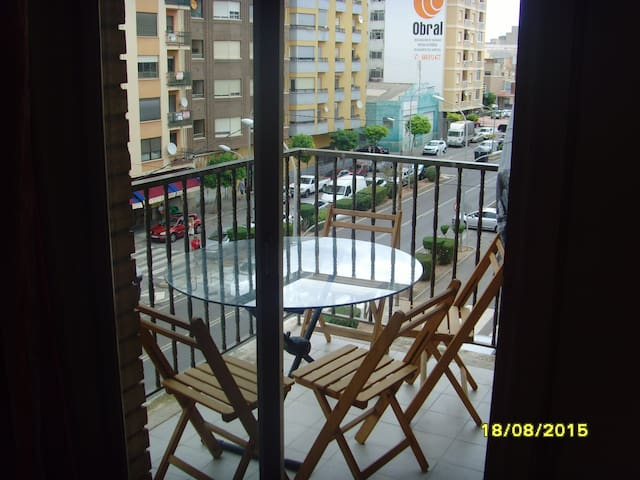 burriana playa (costa azahar) - Burriana - Apartment
