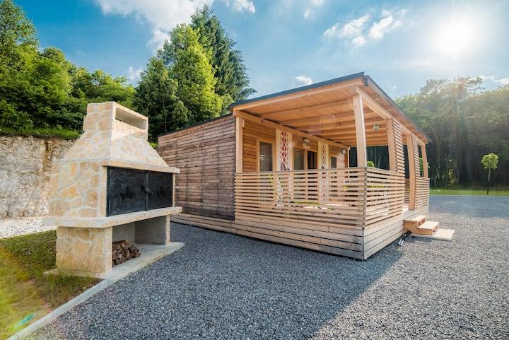Luxury Cottages Heaven Kolpa - Breza