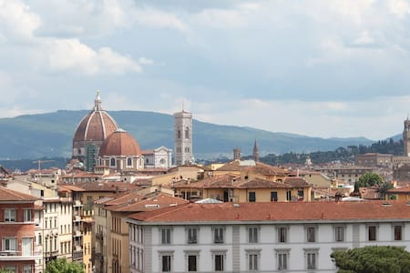 Panoramic Luxury Attic - Firenze - Loft
