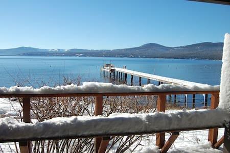Lakefront Home- N Lk Tahoe-Views! Close to Skiing - Kings Beach