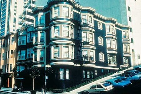 Stanford Unit at Nob Hill Inn - San Francisco