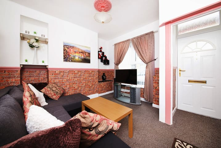 Cosy house in the heart of Anfield