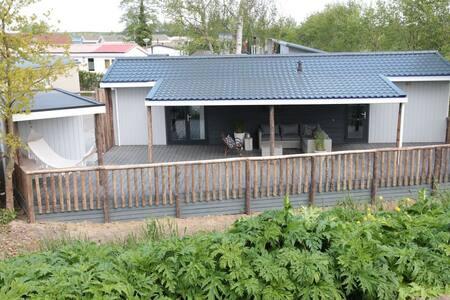 Lodge Zélande avec sauna 4/5 pers