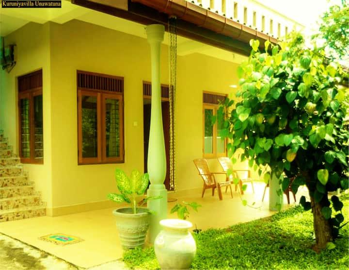 Residence Kuruniyavilla - Apartment -01 ( 4 Pax )